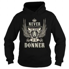 DONNER TSHIRT THIS GIRL LOVES HER DONNER - Coupon 10% Off