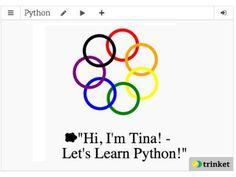 Trinket: An Hour of Python