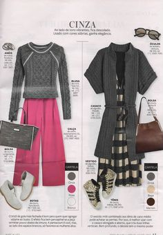 Casual Work Outfits, Work Casual, People Style Watch, Grey Blouse, Infj, Everyday Fashion, Sportswear, Fashion Looks, Blouses