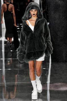 Rihanna Debuts Her Fenty x Puma Fashion Line Debut at New York Fashion Week NYFW February 12 2016 26