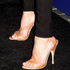 e5ec9f0ac1f Rosie Huntington-Whiteley in Brian Atwood. Your Next Shoes