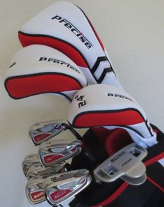Golf Clubs - Ladies Petite Complete Golf Set Clubs for Women Ladies 5055 Tall Driver Wood Hybrid Irons Putter Bag Ladies Golf Clubs, Sand Wedge, Best Black Friday, Sport Fitness, Taylormade, 5 S, Irons, Adidas Sneakers, Graphite