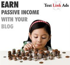 Earn passive income with your website or blog by selling links - fully automated service.