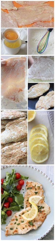 Best Chicken Breast Halves Or Thin Chicken Cutlets Recipe ...