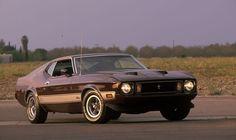 En 1973 se presentó el último modelo Mustang de la primera generación.