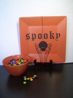 Halloween @ Potiche idea..?