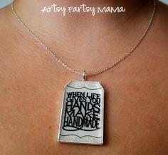 artsy-fartsy mama: DIY Necklaces