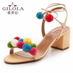 38.76$  Know more  - genuine leather women shoes new high heels platform women sandals sexy woman spring summer shoes best quality #Y0588722F