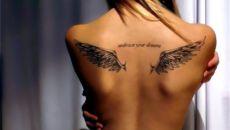 Liebe und Zuneigung : Angels sollen voller Mitgefühl und das ist , was die Menschen suchen, wenn sie bekommen ein Engel Flügel Tattoo getan . Vertretung des Glaubens : Der Glaube ist etwas, das jeder zu haben und eine der Möglichkeiten der Darstellung Ihrer Glauben für alle Welt zu sehen ist, indem sie einen Engel...
