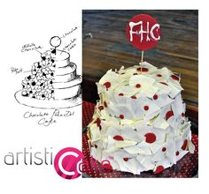 chocolate polka dot cake www.facebook.com/ArtistiCake www.artisticake.co.za Polka Dot Cakes, Chocolate Cake, Cake Ideas, Wedding Cakes, Birthday Cake, Facebook, Desserts, Food, Chicolate Cake