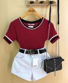 ✔ Fitness Outfits For Teens Summer Valentinstags Outfits, Teenage Outfits, Teen Fashion Outfits, Outfits For Teens, Trendy Outfits, College Outfits, Fashion Pants, Style Fashion, High Fashion