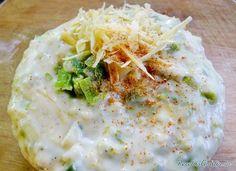 Receta de Salsa blanca de puerros - 11 pasos