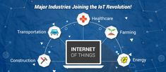 5 Sectors where #IoT #Apps Are Poised To Play a Major Role