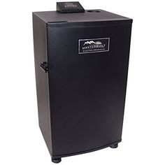 Electric Smokehouse Smoker Masterbuilt Black 30 Inch Gift New Outdoor BBQ Racks Electric Smoker Reviews, Electric Meat Smokers, Best Electric Smoker, Masterbuilt Electric Smokers, Electric Bbq, Best Smoker Grill, Barbecue Smoker, Bbq Grill