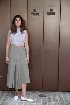 What to Wear This Week With Maryam Nassir Zadeh | Man Repeller