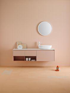 Strato Bathroom Furniture Set 6 von Inbani | Unterschränke
