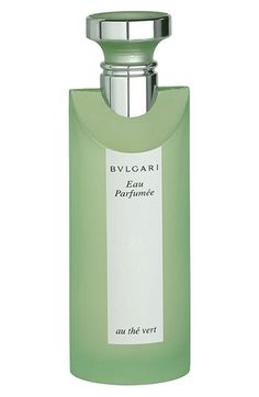 Love Love Love... BVLGARI 'Eau Parfumée au thé vert' Eau de Cologne Spray (2.5 oz.) available at #Nordstrom