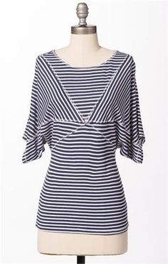 Aligned Axis Top @DownEast Basics #SpringStyle
