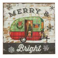 Home Decorative Merry Bright Christmas Garden Flag Plaid Trailer Double Sided, Rustic Xmas Quote House Yard Flag Camper Dog, Winter Holiday Yard Decorations, Seasonal Outdoor Flag 12 X Day Products,Gifts Pro Christmas Truck, Plaid Christmas, Retro Christmas, Country Christmas, Christmas Signs, Christmas Pictures, Christmas Art, Christmas Decorations, Xmas