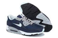 Officiel Nike Air Max 90 Homme bleu-marine - €63.00 Nike Sportswear, Nike 8b695a057a0c