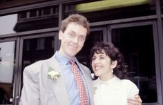 Hugh laurie and his Wife Jo Green were on the verge of divorce due to Laurie's Career