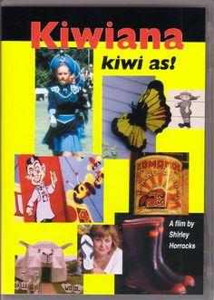 Kiwiana kiwi as! a film by Shirley horrocks. New Zealand Long White Cloud, Nz Art, State Of Arizona, Kiwiana, Homeland, New Zealand, Country, Film, My Love