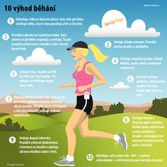 10 výhod běhání