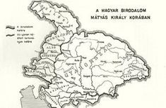 A Magyar Birodalom Mátyás király korában Matthias Corvinus, Hungary History, Father John, Alternate History, Teaching History, Historical Maps, My Heritage, Culture, Pictures