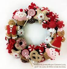 Resultado de imagem para Guirlanda de Cupcakes