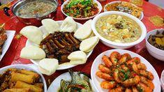 Chinese New Year Dishes, Cobb Salad, Food, Youtube, Essen, Meals, Yemek, Youtubers, Eten