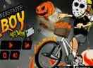 Boy Halloween, Newspaper, Games, Boys, Baby Boys, Journaling File System, Gaming, Senior Boys, Sons