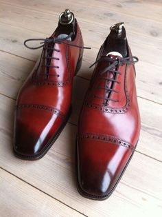 Gaziano & Girling's in Vintage Cherry.