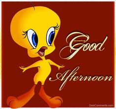 Good Afternoon Pictures, Images, Graphics - Page 18 Morning Noon And Night, Good Morning Good Night, Day For Night, Good Afternoon Quotes, Happy Morning Quotes, Happy Birthday To You, Tweety Bird Quotes, Hello Memes, Good Night Prayer