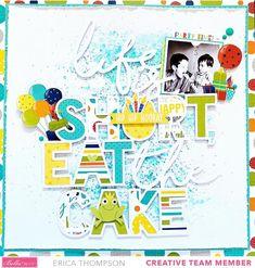 Eat Cake | Erica Thompson