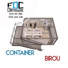 #fabricatinromania🇹🇩 #office #officespace #container #containerarchitecture #modularoffice #sustainability #sustainableliving #smartliving #smartoffice #smartcity #smartbusiness #smartbuilding #officedesign #officedesigntrends #3dmodeling #3dmodel #corporatesocialresponsibility #fabricadecontainere #containerefdc Container Office, Modular Office, Smart Office, Container Architecture, Corporate Social Responsibility, Smart City, Sustainable Living, Sustainability, Modern