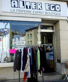 Alter Ego - La Friperie - Nancy