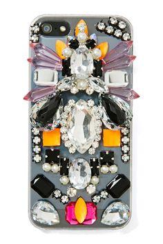 jeweled iphone case