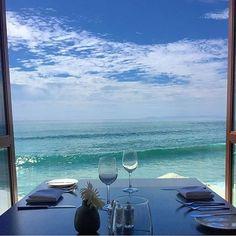 Lunch View At Splashes Restaurant In Laguna Beach Ca Http Www