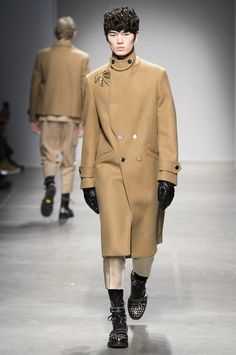 Male Fashion Trends: Christian Pellizzari Fall-Winter 2017 - Milan Fashion Week