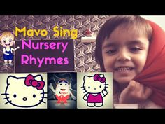 Mavo Sings Nursery rhymes for Mavo TV - YouTube  #parents #moms #dads #children #kids #family #cartoons #toys #learning #mothers #MavoTV