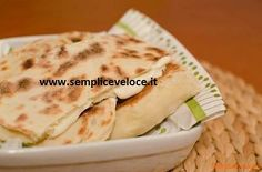 PANE INDIANO  cheese naan