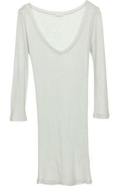 Image pour T-shirt 3/4 côte 1x1 femme à partir de American Vintage France