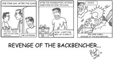No matter what batch it is... Backbenchers will stay the same...