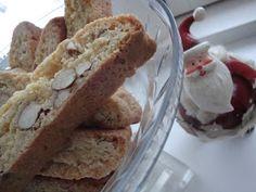 Himmelske kager: Julebiscottier med marcipan og appelsin