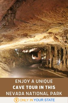 Travel to Great Basin National Park for a family-friendly cave tour. Explore a beautiful cavern with unique history and geology. Vacation Spots, Vacation Destinations, Vacation Ideas, Nevada National Parks, Travel And Tourism, Rv Travel, Great Basin, Cave Tours