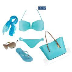 Tiffany Blue Beach & Pool Items
