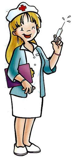 Professii-kartinki, Puzzle – Aleiga V. Drawing For Kids, Art For Kids, Nurse Art, Vintage Nurse, Community Helpers, Vintage Labels, Illustrations, Paper Dolls, Clip Art