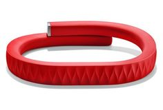 Jawbone Up wristband for health & fitness. It tracks how much your activities, sleep, and meals 24/7. Compatible for iPhone and only $99