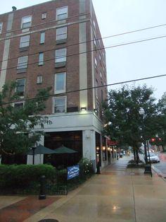 Favorite restaurant!  Shaw's Inn in Lancaster, OH.