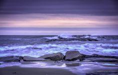 Avon Beach sunrise hdr by Tom McAteer